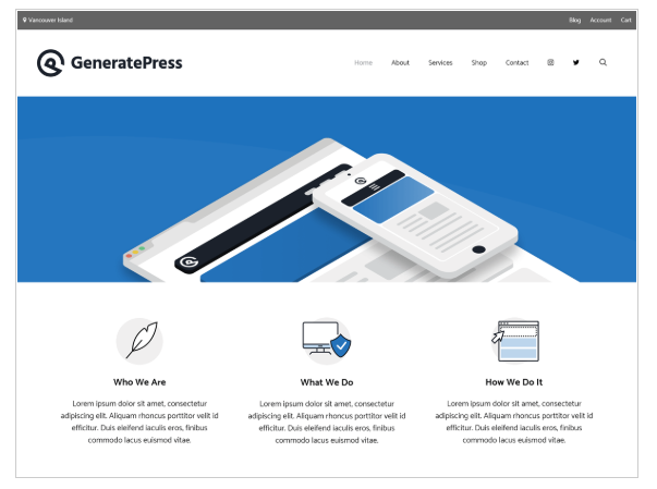 website design penang theme design